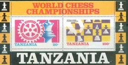 A79- Tanzania. Chess. - Chess