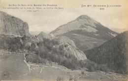 Le Suc De Sara Et Le Rocher Des Pradoux (Hautes Cévennes Illustrées) - Sur La Route Du Mézenc Au Gerbier - France