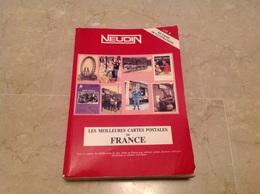 Catalogue NEUDIN 1990 Les Meilleures Cartes Postales De France - Books