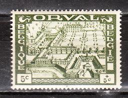 363**  Grande Orval - Bonne Valeur - MNH** - LOOK!!!! - Belgium