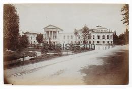 PHOTO 19 EME SIECLE - AMSTERDAM - HOLLANDE - PAYS BAS - AQUARIUM - Alte (vor 1900)