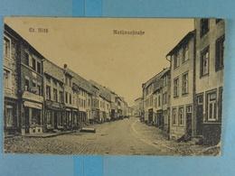 St.Vith Rathausstrasse - Saint-Vith - Sankt Vith