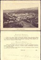 SLOVENIA - CELJE  CILLI - HOTEL  POŠTA - 1922 - Slovenia