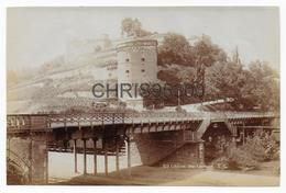 PHOTO 19 EME SIECLE - COBLENZ - COBLENCE - ALLEMAGNE - DAS CARTHAUS - Old (before 1900)