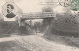 76 - ANCOURT - Circuit De La Seine Inférieure De Dieppe à Envermeu - Ancourt Le Pont - Autres Communes