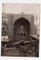 Iran Photo Grand Bazar Ispahan Entrée Années 1920/30 Bazaar Of Isfahan - Esfahan - Photographie