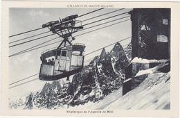 74 - CHAMONIX-MONT-BLANC - Téléphérique De L'Aiguille Du Midi - Chamonix-Mont-Blanc