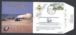 Belgian Air Force - Postwaardestukken