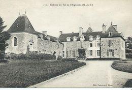 22,Côtes D'Armor, Château Du Val De L'ARGUENON,Scan Recto-Verso - Altri Comuni