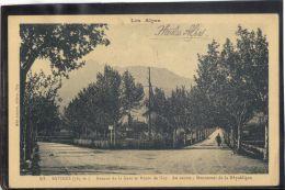 0541.  SAVINES . AVENUE  DE LA GARE ET ROUTE DE GAP .   . RECTO/VERSO .   ANIMEE - Other Municipalities