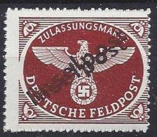 Germany 1944 Inselpost (**) Mi.6 - Occupation 1938-45