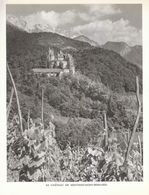 1960 - Héliogravure - Menthon-Saint-Bernard (Haute-Savoie) - Le Château - FRANCO DE PORT - Sin Clasificación