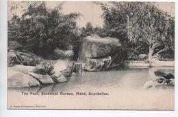 MAHE (SEYCHELLES) - THE POOL - BOTANICAL GARDEN - Seychelles