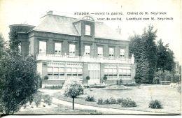 N°58931 -cpa Staden -châlet De M. Neyrinck Avant La Guerre- - Staden