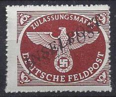 Germany 1944 Inselpost (**) Mi.10 B - Occupation 1938-45