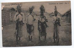 LOANDA (ANGOLA) - CACDORES DE CABIRI - Angola