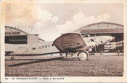 "LE BOURGET-DUGNY : Avion ""Arc En Ciel"" - Avions"