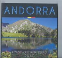 Coffret 1ct à 2€ BU ANDORRE 2017 - DISPONIBLE  ..+..5 Euros  Frais De Port   Libre Dessuite - Andorra