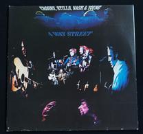"CROSBY, STILLS, NASH & YOUNG – 2 X LP 33T – ""4 WAY STREET"" – 1971 – ATL 60003-1 & 2 - Country & Folk"