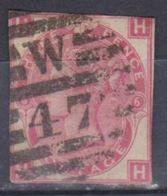 GRANDE BRETAGNE Great Britain - 1867 - N° 33 Oblitéré - 1840-1901 (Victoria)
