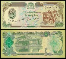 Afganistan 500 Afganis P60 UNC - Afghanistan