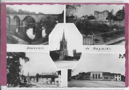 82.- SOUVENIR DE REYNIES - France
