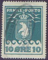 CP N°4  Dt. 11½, (.).  Yv. 55 ++ -   12566 - Paketmarken