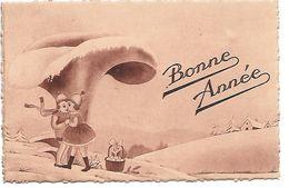Champignon, Funghi, Mushroom, Pilze,toadstool, Children, Enfants, Kinder, Wicker Basket - Anno Nuovo