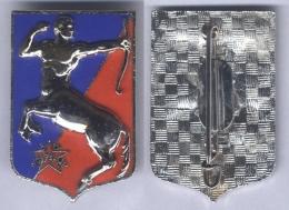 Insigne Du 74e Régiment D'Artillerie De Brigade - Esercito