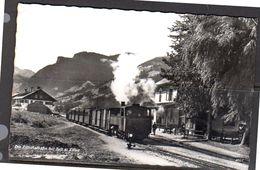 Zug Train Zillertalbahn Bei Zell Zillér ± 1960 (k30-30) - Zell