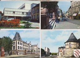 8 CPM DPT 57 SARREBOURG - Sarrebourg