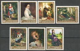 Hungary,Art 1966.,MNH - Unused Stamps