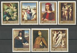 Hungary,Art II 1968.,MNH - Unused Stamps