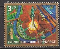 Norwegen  (1997)  Mi.Nr.  1257  Gest. / Used  (3ev23) - Gebraucht
