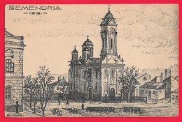 SMEDEREVO - SEMENDRIA - SERBIA - SERBIEN - Serbia