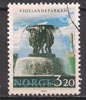 Norwegen  (1991)  Mi.Nr.  1068  Gest. / Used  (3ev27) - Gebraucht