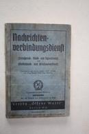 """Manuel Allemand """"Nachrichten-verbindungsdienst"""" 2°GM - 1939-45"""