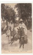 AFRICA - INDIGENOUS & HORSE - COLLECTION IDEALE - 1910s ( 2198 ) - Cartoline