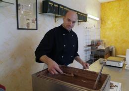 - 77 - Moret Sur Loing (77) - Carte Postale Moderne - Carte Jamais Diffusée - Métier - Chocolatier - Moret Sur Loing