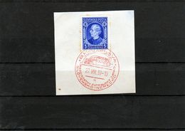 123-SLOVAKIA 1939- Special Cancellation-soccer -SLOVAKIA-GERMANY -BRATISLAVA 27.VIII.1939 - Slowakije