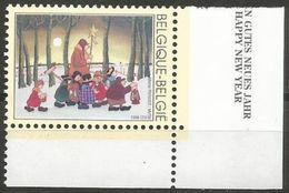 Belgium - 1998 Christmas MNH **    Sc 1713 - Unused Stamps
