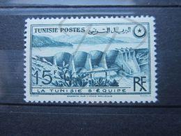 VEND BEAU TIMBRE DE TUNISIE N° 330 , X !!! - Tunisie (1888-1955)