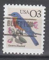 USA Precancel Vorausentwertung Preo, Locals Ohio, Bluffton 895 - Vereinigte Staaten