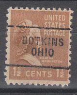 USA Precancel Vorausentwertung Preo, Locals Ohio, Botkins 703 - Vereinigte Staaten