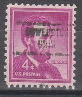 USA Precancel Vorausentwertung Preo, Locals Ohio, Bowerston 734 - Vereinigte Staaten