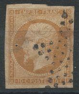 Lot N°40427   N°13A, Oblit étoile Muette De PARIS - 1853-1860 Napoleon III