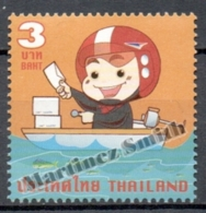 Thailande - Thailand 2008 Yvert 2470A, Definitive. Postman With Motor Boat - MNH - Tailandia