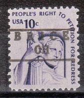 USA Precancel Vorausentwertung Preo, Locals Ohio, Brice 881 - Vereinigte Staaten