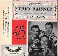 45 T TRIO RAISNER     **  TOCCATA - Instrumental