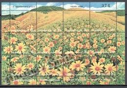 Thailande - Thailand 2000 Yvert BF 141, New Year - Miniature Sheet - MNH - Tailandia